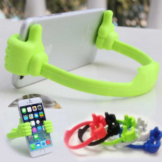 Suport prindere telefon, tableta Ok Stand - Suport birou