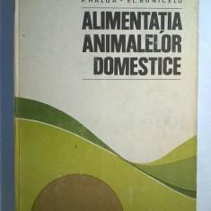 O. Popa, s.a. - Alimentatia animalelor domestice - Carti Agronomie