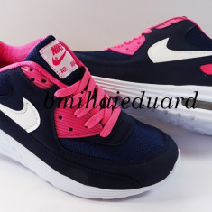 ADIDASI NIKE AIR MAX % - Adidasi dama Nike, Culoare: Din imagine, Marime: 38, 40, Textil