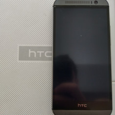Vand HTC One M8 16 GB in stare foarte buna - Telefon mobil HTC One M8, Gri, Orange