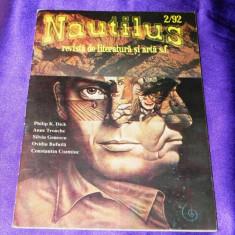 Revista Nautilus sf nr 2 1992 (f3097 - Carte SF