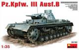 + Macheta scara 1/35 Miniart 35162 - Panzer 3B +