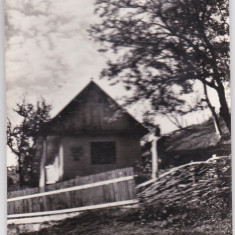 A52 RPR CP circulata 1962 Prislop Bistrita Nasaud Casa memoriala Liviu Rebreanu - Carte Postala Transilvania dupa 1918, Necirculata, Fotografie