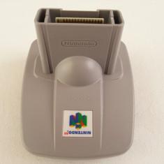 Adaptor N64 caseta Game Boy - consola Nintendo 64 NUS-019 Transfer Pak conector
