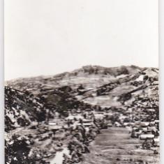 A54 RPR CP necirculata satul George Cosbuc Bistrita Nasaud - Carte Postala Transilvania dupa 1918, Fotografie