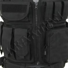 Vesta tactica Law Enforcement V2 - Negru [8FIELDS] - Echipament Airsoft