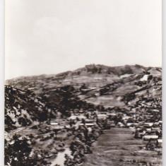 A53 RPR CP necirculata satul George Cosbuc Bistrita Nasaud - Carte Postala Transilvania dupa 1918, Fotografie