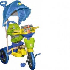 Tricicleta pentru copii DHS 107A-2A - Tricicleta copii