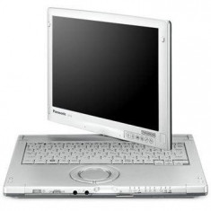 Laptopuri second hand touchscreen Panasonic Toughbook CF C1 Core i5 2520M - Laptop Panasonic, Diagonala ecran: 12