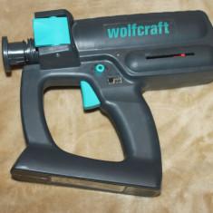 Pistol silicon electric Wolfcraft - Pistol de vopsit