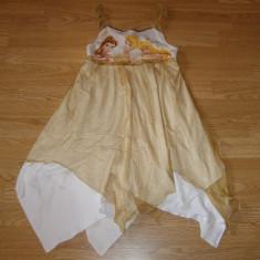 Costum carnaval serbare printesa disney pentru copii de 7-8 ani, Marime: Masura unica, Culoare: Din imagine