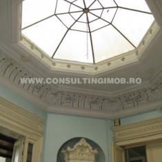 Zona Rosetti, imobil monument istoric - Casa de vanzare, 741 mp, Numar camere: 20, Suprafata teren: 451