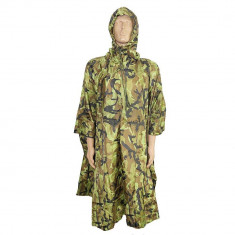 MFH Pelerina Militara US Poncho Camo 08524J - Pelerina ploaie