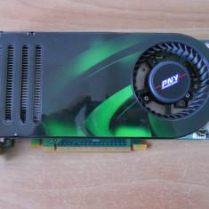 Placa video GeForce PNY 8800 GTS, 640Mb/320biti/DDR 3. - Placa video PC PNY, PCI Express, 512 MB, nVidia