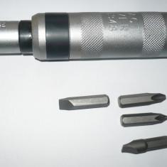 Surubelnita impact cutie metalica - Surubelnita/Inbus