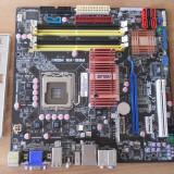 Placa de baza Asus P5E-VM HDMI Onboard socket 775., Pentru INTEL, LGA775, DDR2