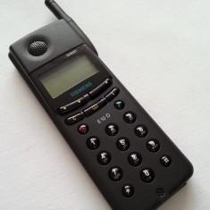 Siemens E10 D telefon colectie anul 1998 vintage clasic retro antic rar - Telefon mobil Siemens, Gri, Nu se aplica, Octa core