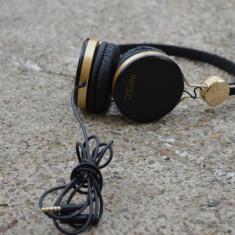 Casti Wesc, Casti On Ear, Cu fir, Mufa 3, 5mm