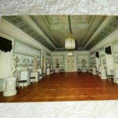 Cp Palat Pavlovsk marmura sculptura URSS RUSIA - 2+1 gratis - RBK24475 - Carte postala tematica, Necirculata, Fotografie