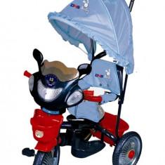 Tricicleta pentru copii DHS 107A-4A - Tricicleta copii