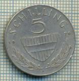 8839 MONEDA- AUSTRIA - 5 SCHILLING -anul 1970 -(CAL) -starea ce se vede