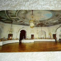 Cp Palat Pavlovsk marmura sculptura URSS RUSIA - 2+1 gratis - RBK24478 - Carte postala tematica, Necirculata, Fotografie