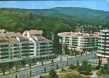 Romania - Carte postala circ. - Rîmnicu Vîlcea - Centrul Nou - 2/scanuri, Ramnicu Valcea, Circulata, Fotografie