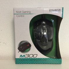 Mouse Gaming Zalman ZM-M300, USB, Optica, Peste 2000