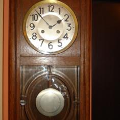 Ceas de perete cu pendul - Junghans Wurttemberg - Pendula