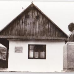A51 RPR CP necirculata Prislop Bistrita Nasaud Casa memoriala Emil Rebreanu - Carte Postala Transilvania dupa 1918, Fotografie