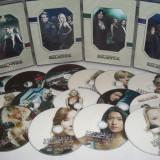 Battlestar Galactica 2004 2009 4 sezoane DVD - Film serial Altele, Actiune, Romana