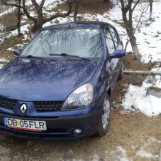 Renault Clio, An Fabricatie: 2003, Benzina, 91000 km, 1397 cmc