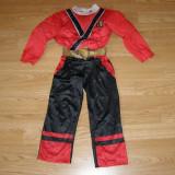 Costum carnaval serbare power rangers pentru copii 3-4-5 ani, Marime: Masura unica, Culoare: Din imagine