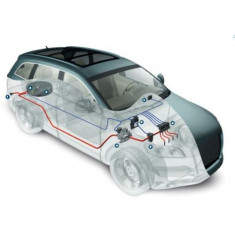 Instalatie GPL Dacia Logan rezervor interior toroidal 54l Lovato GAS Italia - Instalatie GPL Auto