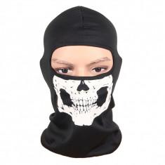 CAGULA masca pentru MOTOR BICIBLETA SKI PAINTBALL AIRSOFT din NEOPREN cu schelet