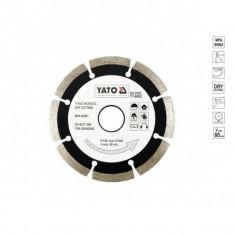 Disc Diamantat Segmente Yato HS 230 mm YT-6005
