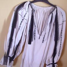 Ie costum popular 1 - Costum populare, Marime: 36, Culoare: Alb