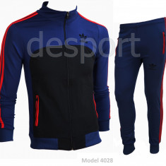 Trening barbati ADIDAS - Bluza si pantaloni conici - Model NOU - Pret Special -, Marime: S, M, XL/XXL, Culoare: Din imagine