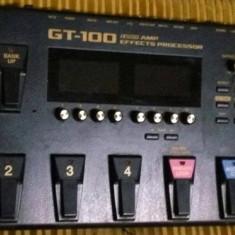 Vand Procesor Chitara Boss Gt-100