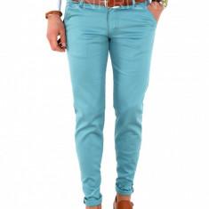 Pantaloni tip ZARA verzi - pantaloni barbati - COLECTIE NOUA- 7802, Marime: 30, 31, 32, 33, 34, 36, Culoare: Din imagine