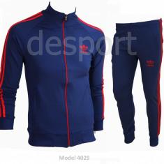 Trening barbati ADIDAS - Bluza si pantaloni conici - Model NOU - Pret Special -, Marime: S, M, L, XL, XXL, Culoare: Din imagine