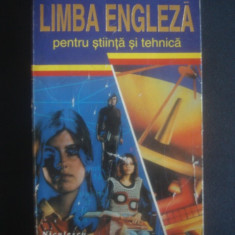 ANDREI BANTAS, RODICA PORTEANU - LIMBA ENGLEZA PENTRU STIINTA SI TEHNICA