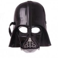 Masca Copii Star Wars Darth Vader, Marime universala, Negru