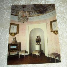 Cp Palat Pavlovsk marmura sculptura URSS RUSIA - 2+1 gratis - RBK24477 - Carte postala tematica, Necirculata, Fotografie