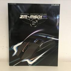 Mouse Gaming Zalman 4000 dpi, USB, Optica, Peste 2000