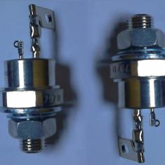 Un lot de 2 Tiristor de putere mare 1100 V / 110 A sunt noi