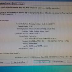 Calculator i5 750 -quad /4 giga ram /hdd 500 /video hdmi