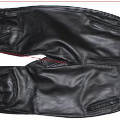 Pantaloni moto Akito, bretele, intarituri, dama, marimea 46 - Imbracaminte moto