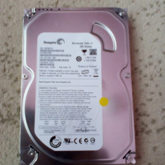 Hard-disk PC Seagate 320 GB NOU, Sata2, 7200 rpm, 16MB, 100% health, 0 zile L78, 200-499 GB