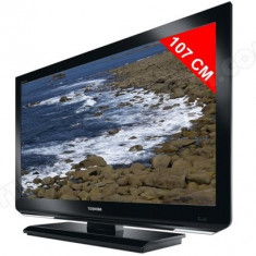 TV LED 42in/107cm Toshiba 42HL833G = 20 milioane - Televizor LED Toshiba, Full HD